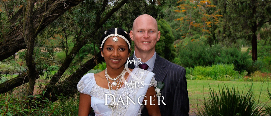 Mr & Mrs Danger